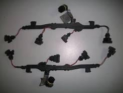 Проводка форсунок. BMW X5, E53 BMW 5-Series, E60 Двигатель N62B44