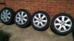 Продаю Зимние шины Nokian и диски VW. x16 ET50