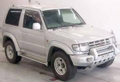 Бампер. Mitsubishi Pajero, V26W, V24V, V25W, V24W, V23W, V24WG, V26WG, V21W, V46WG, V26C, V25C, V24C, V23C, V45W, V46W Двигатели: 6G74, 4M40, 6G72, 4D...
