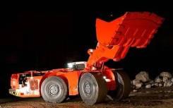 Sandvik. LH410 погрузчик, 1 000 куб. см., 10 000 кг.