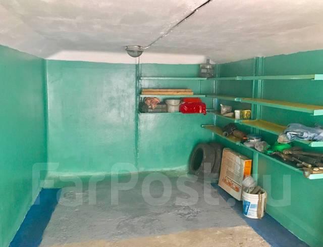 Гаражи капитальные. улица Марченко 15, р-н Третья рабочая, 23кв.м., электричество, подвал. Вид изнутри