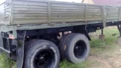 ОдАЗ 9370. Полуприцеп бортовой, 20 000 кг.