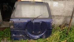 Дверь багажника. Toyota RAV4, SXA10, SXA10C, SXA10G, SXA10W, SXA11, SXA11G, SXA11W, SXA15, SXA15G, SXA16, SXA16G