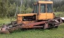 Вгтз ДТ-75. Продам два трактора ДТ-75.