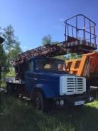 ЗИЛ 130. Продается ЗиЛ 130 Автовышка, 5 900 куб. см., 17 м.
