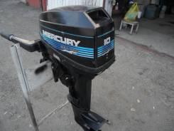 Mercury. 10,00л.с., 2-тактный, бензиновый, нога S (381 мм)