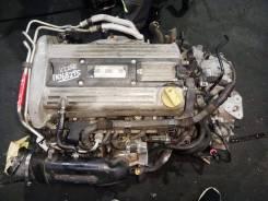 Двигатель в сборе. Opel Astra Двигатель Z22SE