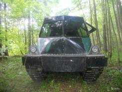 Самодельная модель. Продаю гтс Б2(гусеничный транспортёр самодельный), 1 600 куб. см., 400 кг., 1 000,00кг.