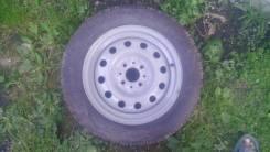Новое колесо ВАЗ (баргузин)