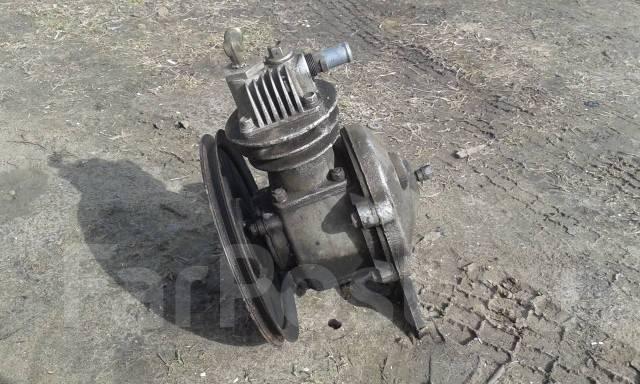 Компрессор кондиционера. Кавз 3976 ГАЗ Газон Next ГАЗ 3307