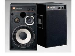 JBL Studio Monitor 4312MII BK (пара). Под заказ