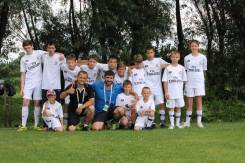 Детская школа испанского футбола SFA