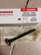 Клапан выпускной. Komatsu 428 Yanmar 1650 Двигатели: 3TNE82, 4TNE82, 4TNV82, 3TNV82, 3TN82, 3TNE84, 4TNE84, 4TNV84, 3TNV84, 3TNV88, 4TNV88, 3TNE88, 4T...