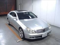 Mercedes-Benz CLS-Class. 219