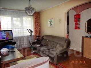 3-комнатная, проспект 100-летия Владивостока 32б. Столетие, агентство, 61 кв.м.