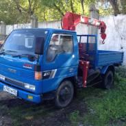 Mazda Titan. Продам отличный грузовик 4WD с манипулятором!, 3 455 куб. см., до 3 т