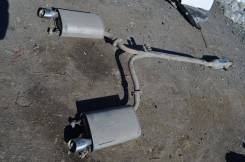 Глушитель. Toyota Camry, GSV40 Двигатель 2GRFE