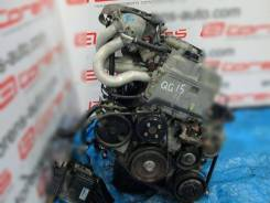 Двигатель в сборе. Nissan: Wingroad, Sunny, AD, Almera, Bluebird Sylphy Двигатель QG15DE. Под заказ