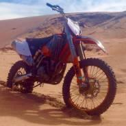 KTM 450 SX. 450 куб. см., исправен, без птс, с пробегом