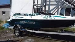 BRP Sea-Doo Challenger. 2000 год год, длина 6 000,00м., двигатель стационарный, 220,00л.с., бензин