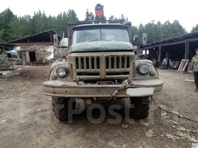 ЗИЛ 131. Продам ЗИЛ-131 Лесовоз, 9 000 кг., 6 000,00кг.