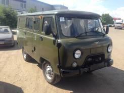 УАЗ 39099. 5-04 (Комби), 2 700куб. см., 700кг., 4x4. Под заказ