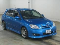 Губа. Toyota Corolla Runx, ZZE123, NZE121, ZZE124, NZE124, ZZE122