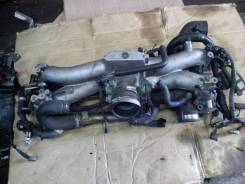 Коллектор впускной. Subaru Forester Subaru Impreza WRX Subaru Impreza Subaru Exiga Двигатель EJ205