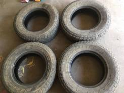 Bridgestone Dueler A/T 697. Грязь AT, износ: 80%, 4 шт