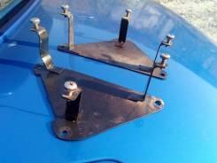 Крепление бампера. Subaru Impreza, GC8, GF8 Subaru Impreza WRX STI, GC8, GF8