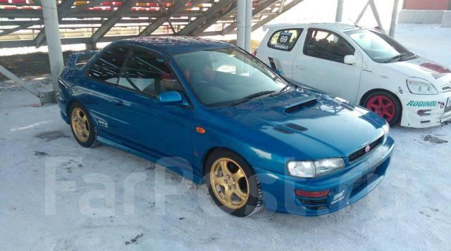Крепление бампера. Subaru Impreza WRX STI, GC8, GF8 Subaru Impreza, GC8, GF8