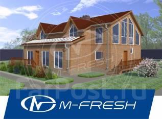 M-fresh Bosfor (Воплотим Ваши пожелания в проекте! ). 200-300 кв. м., 2 этажа, 6 комнат, бетон