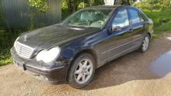 Mercedes-Benz W203. Продам птс с железом комплект mercedes w203 2004 2.6 170л. с. черный