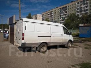 ГАЗ 2705. Газель 2705 2011 г. в., Фургон, дизель, 2 800 куб. см., 1 500 кг.
