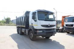 Renault Kerax. Самосвал РЕНО 2013 года, 12 000 куб. см., 20 000 кг.