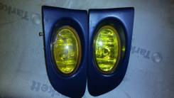 Линза фары. Honda Jazz Honda Fit, DBA-GD1, UA-GD4, LA-GD3, LA-GD4, UA-GD3, LA-GD2, LA-GD1, UA-GD1, UA-GD2, DBA-GD2, CBA-GD3, CBA-GD4 Двигатели: L13A1...