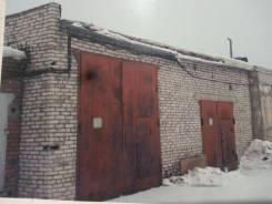 Гаражи капитальные. улица Павловского 6, р-н Центральный, 65 кв.м., электричество, подвал.