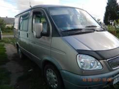 ГАЗ 2217 Баргузин. Продается соболь, 2 400 куб. см., 7 мест