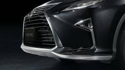 Спойлер. Lexus RX450h, GYL16, GYL15, GYL25, GYL10, GYL15W, GYL16W, GYL25W, GYL20W, GYL10W, AGL10 Lexus RX200t, AGL20W, AGL25W Lexus RX350, GYL10, GYL1...