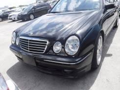 Mercedes-Benz E-Class. S210, M112