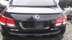 Крышка багажника. Lexus GS300, GRS190, GRS191, GRS195, GRS196