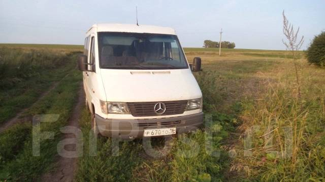 Mercedes-Benz Sprinter. Мерседес спринтер 208D, 8 мест