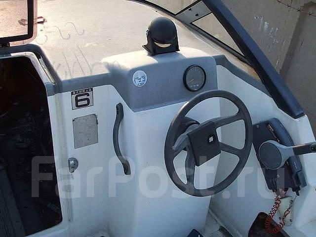 Yamaha FC. Год: 1995 год, длина 6,00м., двигатель подвесной, 70,00л.с., бензин