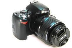 Nikon D40 Body. 6 - 6.9 Мп, зум: 14х и более
