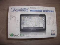 Навигатор jj-connekt 2600wide