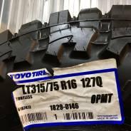 Toyo Open Country M/T. Грязь MT, 2014 год, без износа, 5 шт