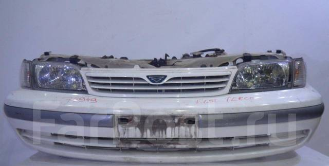 Ноускат. Toyota Tercel, EL51