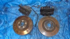 Рабочая тормозная система. Subaru Legacy, BP, BP5