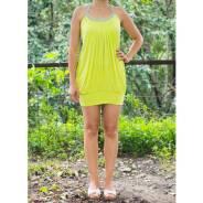 Трикотажное платье 42-44 размер (б/у)