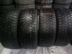 Michelin Latitude X-Ice North 2. Зимние, шипованные, износ: 20%, 4 шт